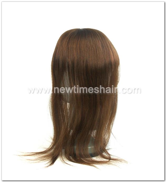 Pieza de integración de cabello