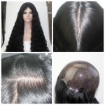 Mod.LW1497 Sistema capilar para mujeres de Silicon Skin