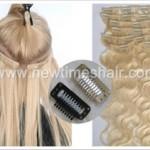 Diferentes tipos de extensiones de cabello