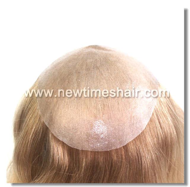Mod.LJC1848 Sistema capilar para mujeres Base Thin Skin