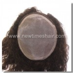 Mod. LW1082 Peluca para mujeres Base de Monofilamento suave