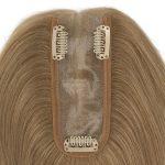 Prótesis Capilar en Stock para Mujer de PU con Cinta de New Times Hair