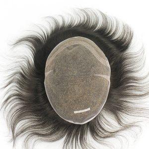LW4413 Sistema Capilar Realista Gracias a sus Pequeños Nudos - Peluca de Lace con Nudos muy Nautrales de New Times Hair