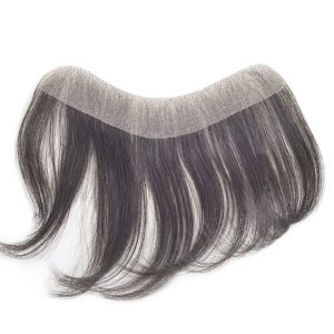Stock Parciales frontales de Tul frances de cabello Natural| New Times Hair