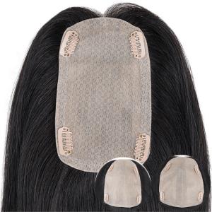 IN-SILK Stock Prótesis caplilar natural para mujeres   New Times Hair