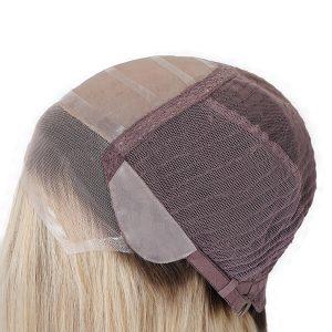 MD05 Stock Peluca médica de pelo humano Top-Calidad   New Times Hair
