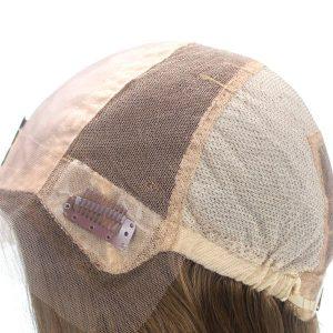 LW3202: Peluca Femenina con una Base de Tul Francés con el silk top