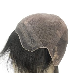 Peluca  Masculina de Tul Francés | New Times Hair