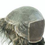 Peluca Masculina de Skin Súper Fino con Tul Francés en el Trasero | New Times Hair