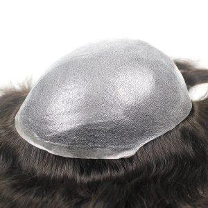 Skin inyectado normal Prótesis capilares de alta calidad   New Times Hair
