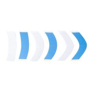 Contornos de Cinta Walker Lace Front para Prótesis Capilares 36PCs (Cinta Azul)