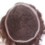 LW1386: Prótesis Capilar con el Cabello Natural para Mujeres